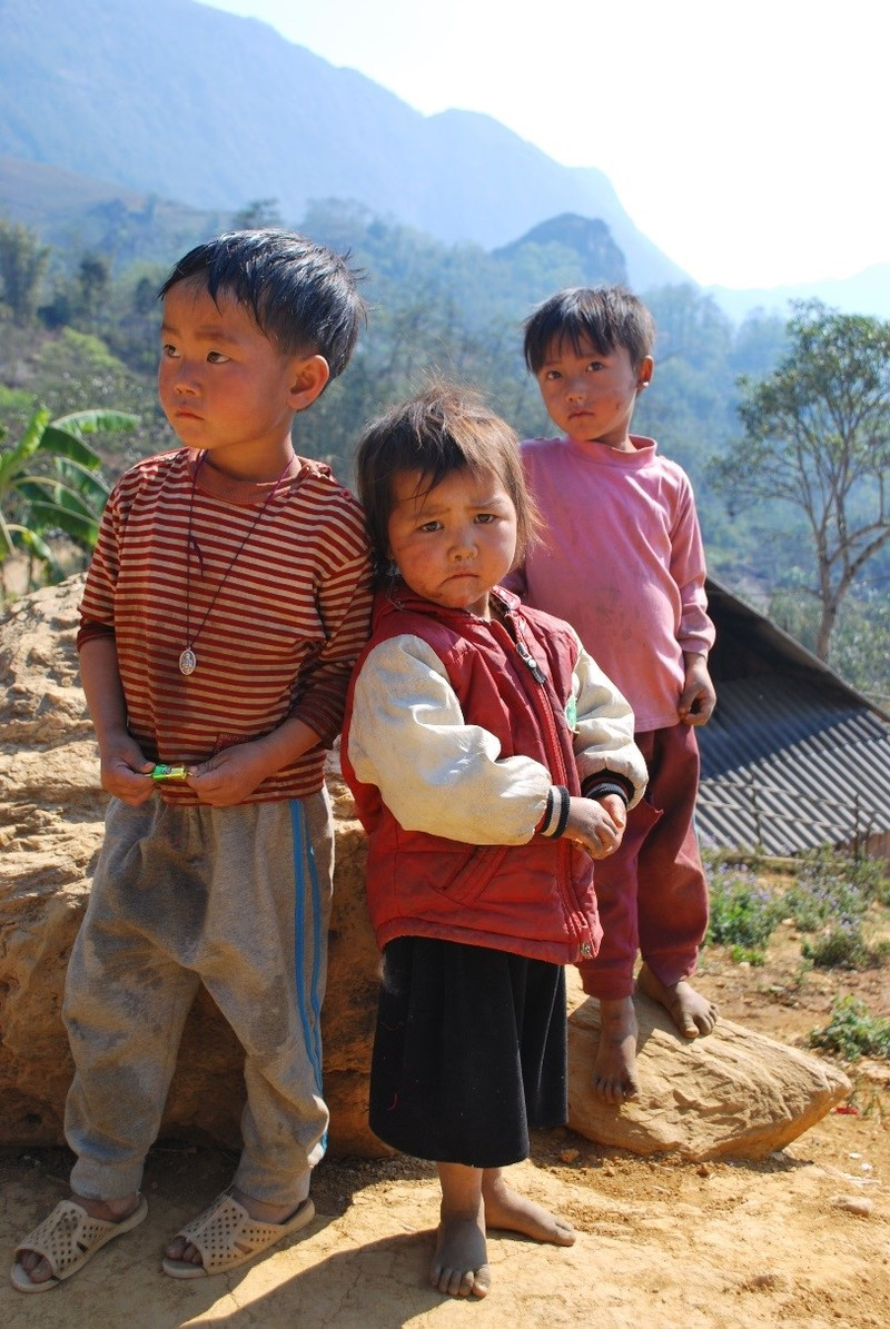 enfants de HAU TAO
