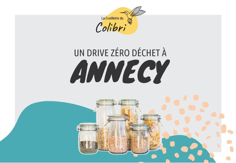 drive zero déchets Annecy