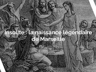 Front image mythe fondateur marseille
