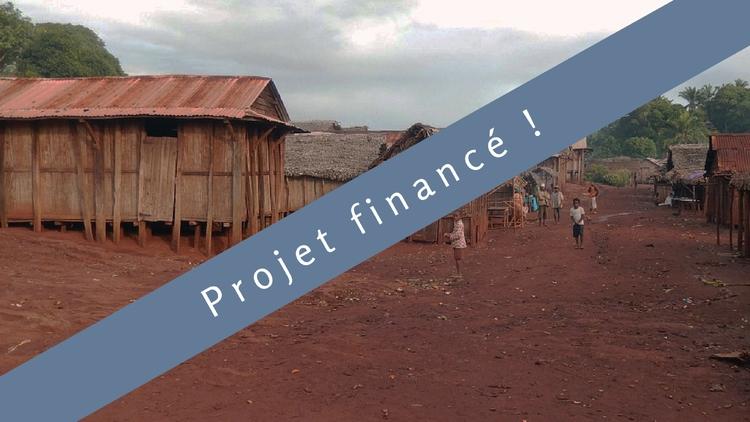 J'ai besoin d'un toit : Bâtir cinq maisons pour des familles malgaches