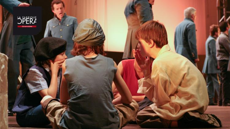 La Fabrique Opéra : Faire découvrir l'opéra au jeune public isérois