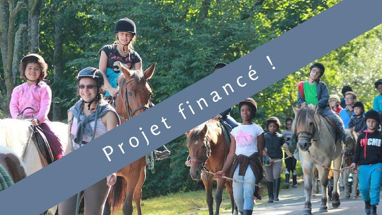 A cheval ! : De la joie grâce à l'équitation