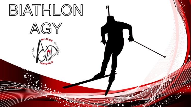 Le biathlon du Ski club d'AGY : Le biathlon pour tous ... en ligne de mire !