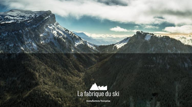 La Fabrique du Ski : Des skis fabriqués dans l'arc alpin.