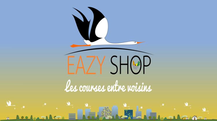 EazyShop : Plateforme de livraison de courses entre voisins