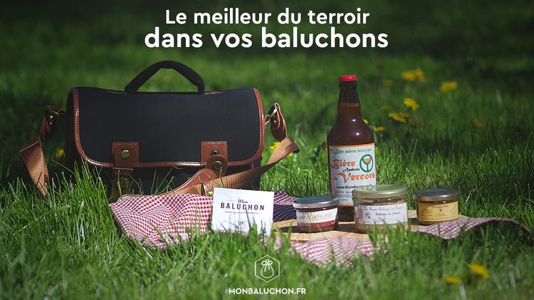 Mon Baluchon : Le meilleur du terroir dans vos Baluchons !