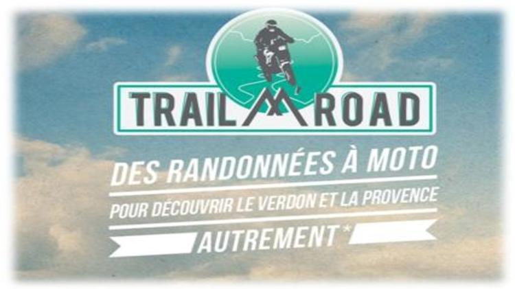Trail M'Road - Randonnées Moto : Des randonnées moto autrement...