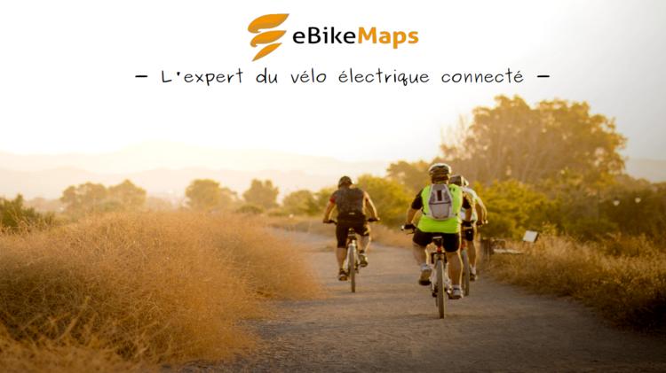 Le vélo électrique eBikeMaps : Conçu et produit à Grenoble