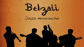 Belzaii : 1er album de Belzaii, jazz manouche