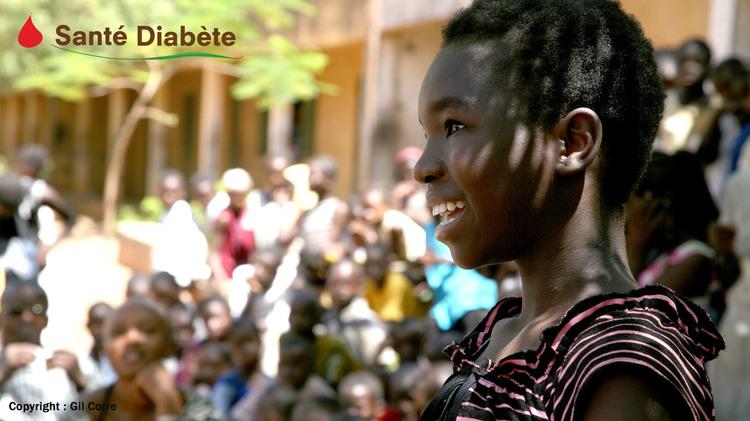 Raconte-moi le diabète en Afrique : Création d'un spectacle de sensibilisation