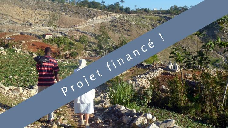 Soutien agricole en Haïti : Aide alimentaire à des familles en zone rurale