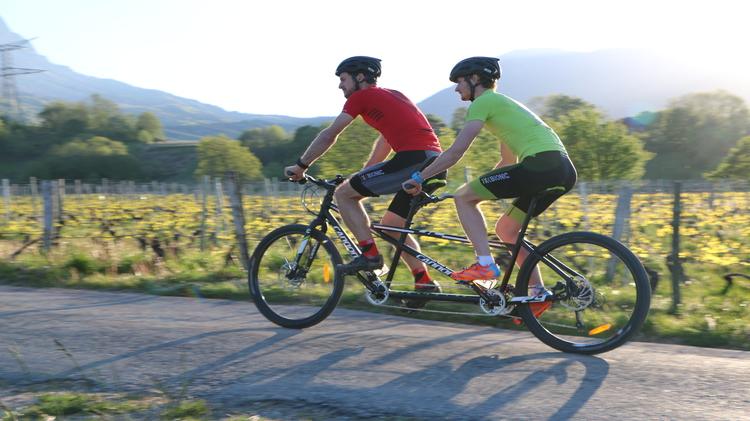 Bike Andes Peaks : Un projet d'aventure sportif éducatif humanitaire
