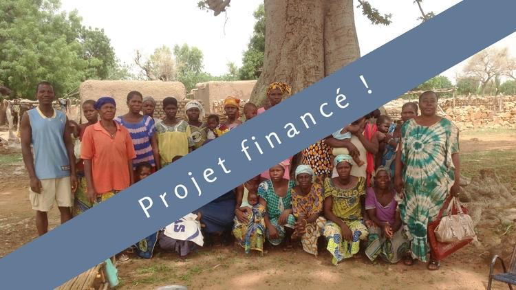 Accompagnement vers l'autonomie : Améliorons la vie de femmes vulnérables au Burkina