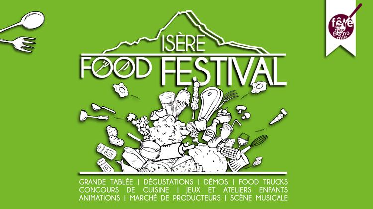 Isère Food Festival  : La Fête de la gastronomie s'attable à Grenoble !