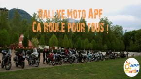 Rallye moto APF 2017 : Le rallye moto, un temps fort pour tous !
