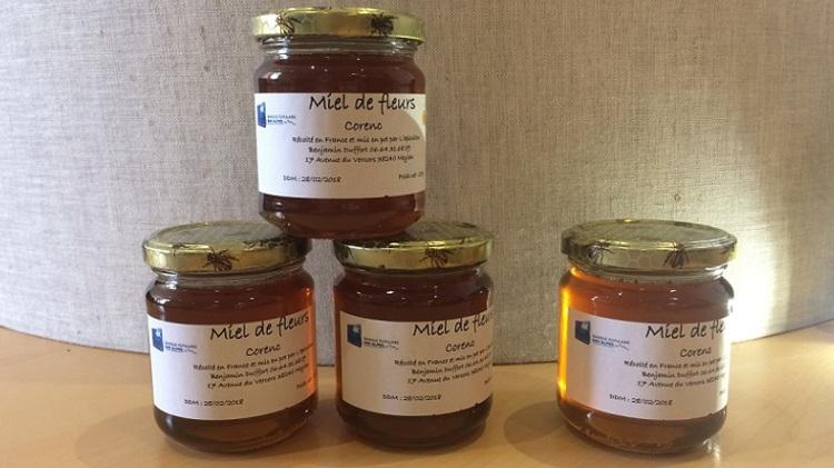 Miel de fleurs de la BPA : Production de ses 400 000 abeilles !