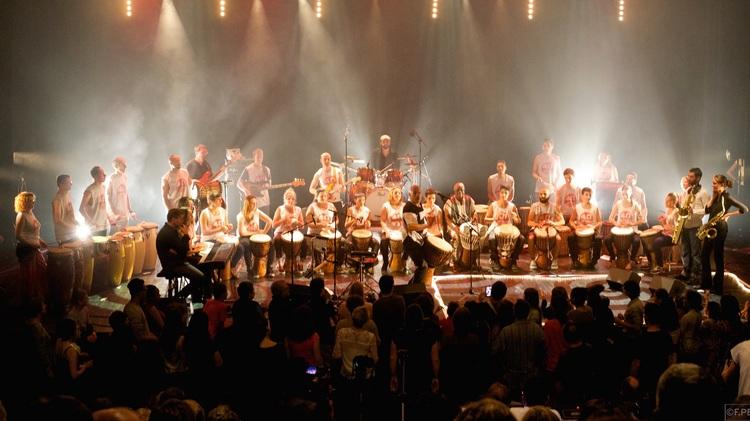 Djembés des 40 Bis : Une expérience musicale et humaine unique!