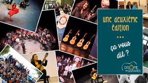 2nd édition festival Drôme de Guitares : Festival international de guitare