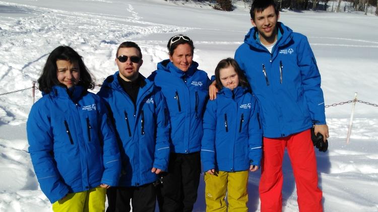 Jeux Mondiaux spécial Olympics : Quand le ski s'adapte !