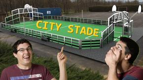 City stade : Du sport et de la rigolade