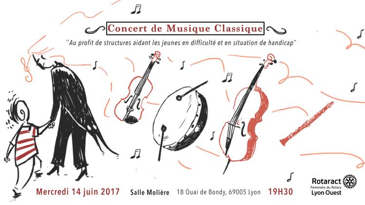 ACT'2 - Musique classique caritative : Concert en faveur de la jeunesse et du handicap