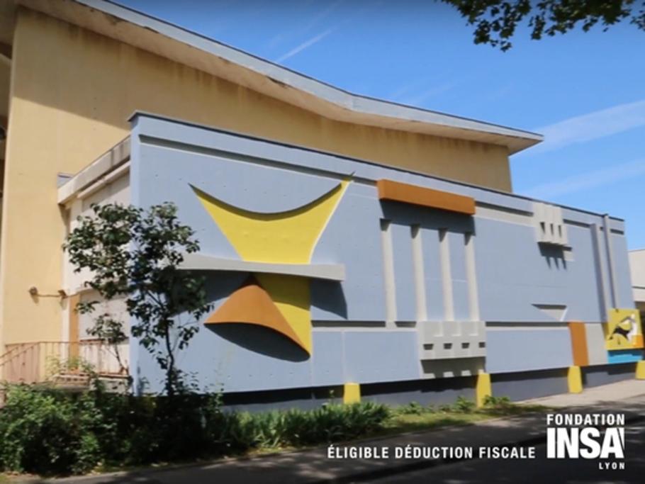 Sauvons l'amphi Capelle ! : L'amphithéâtre le plus emblématique de l'INSA