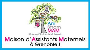 AmstramMAM Grenoble : Un mode de garde innovant et unique à Grenoble !