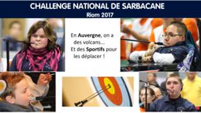 CHALLENGE NATIONAL DE SARBACANE : La SARBACANE ? C'est pas du vent !!!