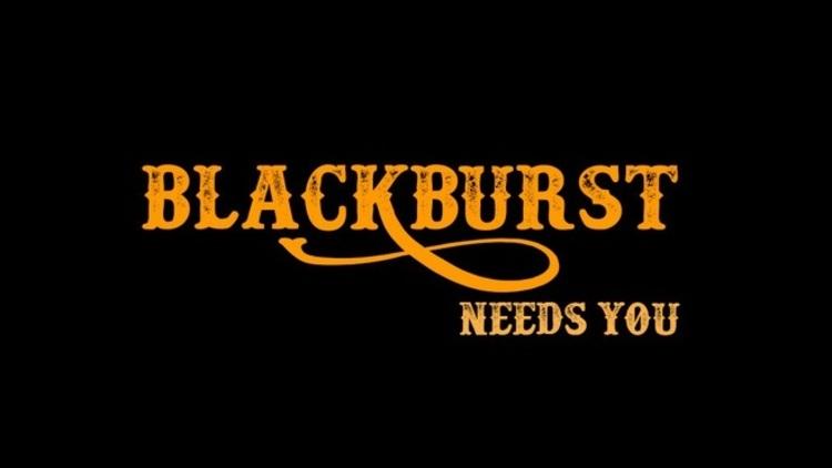 1er EP et Clip vidéo BLACKBURST : Ecrivez une page de l'histoire du Rock