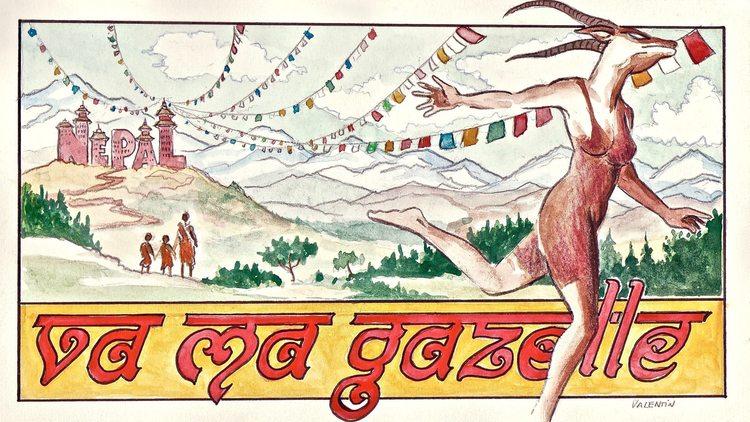 Vamagazelle au Népal : Trail solidaire, pour aider les écoliers Népalais