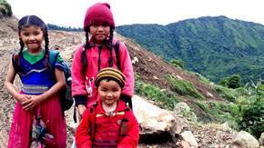 NAMASTE : Népal Aide Médicale Assistance Soins Trek Etudiant