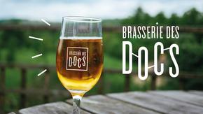Brasserie Des Docs : Bières bio locales et ardéchoises