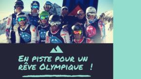 En piste pour un rêve Olympique ! : Opération Canada du Comité Ski Mont-Blanc
