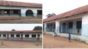 PO NA ECOLE (Pour l'école) : Et si on rénovait ensemble une école en Afrique...