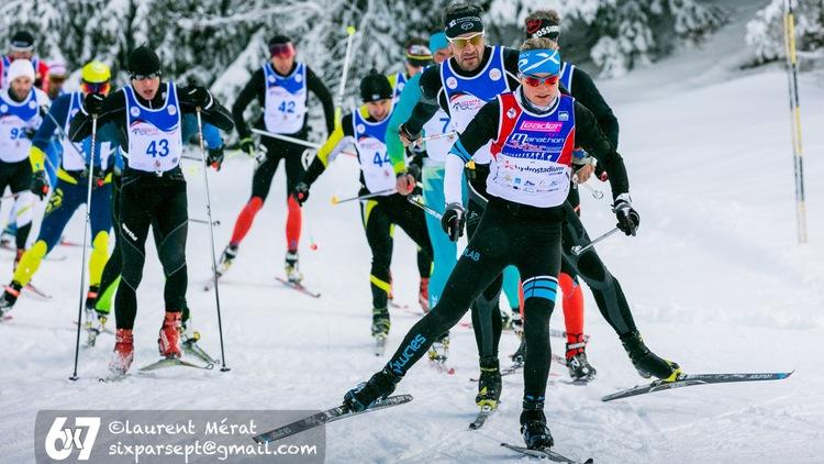 En piste pour l'hiver 2018  : Soutenez moi dans ma saison du Marathon Ski Tour