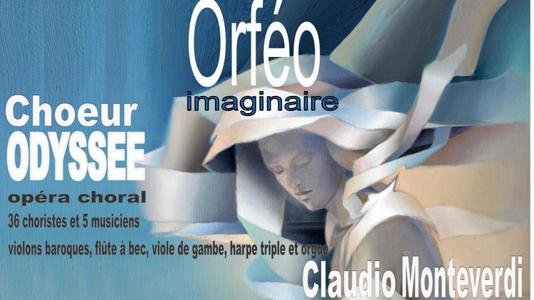 Un Orfeo imaginaire - Opéra Choral : Une expérience chorale & théâtrale unique en Drôme