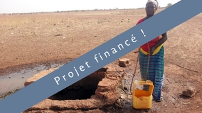 Allons à la source : Purification d'eau pour les familles de Nouna