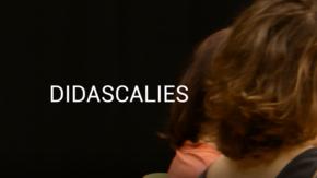 DIDASCALIES A L'UNIVERSITE : Transmission d'une expérience jouée