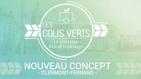 LES COLIS VERTS  : La livraison urbaine Eco-Responsable - GO GREEN
