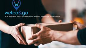 """welco&go """"Mon colis plus tôt"""" : Nous révolutionnons la récupération de colis"""