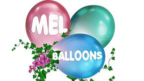 MEL BALLOONS, la décoration gonflée ! : Découvrez la décoration à base de ballons !