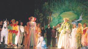 """Création de """"Ewa"""", comédie musicale : Histoire de la petite Ewa et de sa reconstruction"""