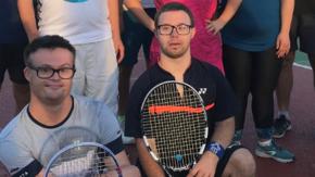 JEUX MONDIAUX DE TENNIS  ABU DHABI  : Quand le tennis s'adapte