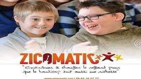 Soutenez l'association Zicomatic  : Offrez des sourires à des personnes handicapées