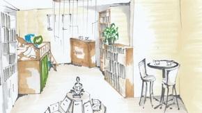 Un café-librairie à Entremont : Un espace de vie et de culture dans la vallée