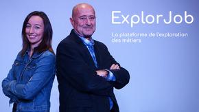 ExplorJob : La plateforme de l'exploration des métiers