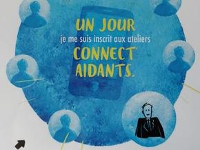 CONNECT'AIDANTS  : Se retrouver et échanger entre aidants à distance