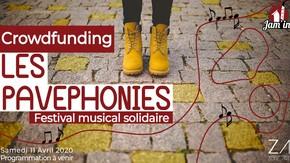 Festival musical Les Pavéphonies : Un grand festival étudiant et solidaire