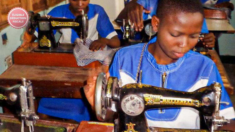 Itinéraire de jeunes apprenties : Mbandaka: le sentier de la réussite