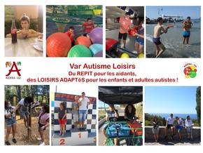 Répit & Loisirs - Autisme (Var) : Du répit et des loisirs adaptés pour les autistes
